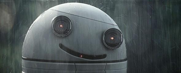 Жутко обаятельный робот «Блинки» — Короткий метр на Look At Me