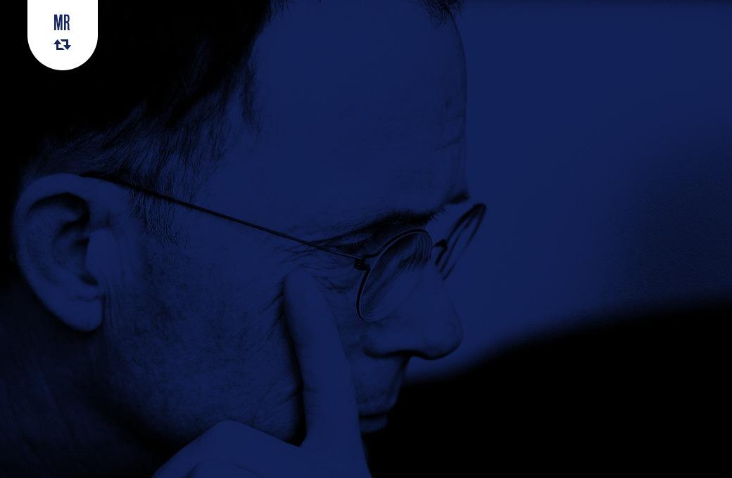 Уильям Гибсон,  писатель и отец киберпанка — Максимальный ретвит на Look At Me