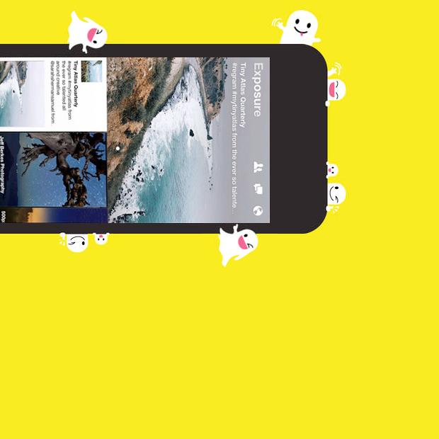 Подписчики важнее друзей. Глава Snapchat о том, до чего мы докатились