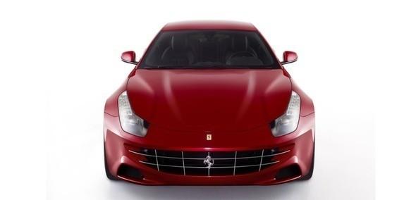 Ferrari показали новую модель — Дизайн на Look At Me