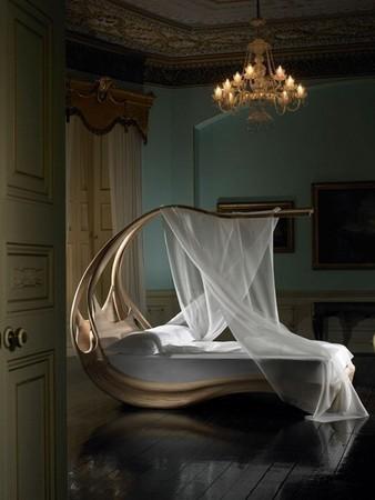 Кровать Enignum - врата в ваши мечты — Интерьеры на Look At Me