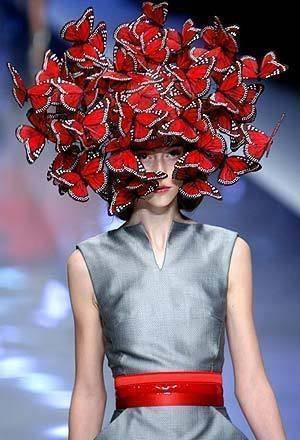 Шляпа Филиппа Трейси своими руками — Мода на Look At Me