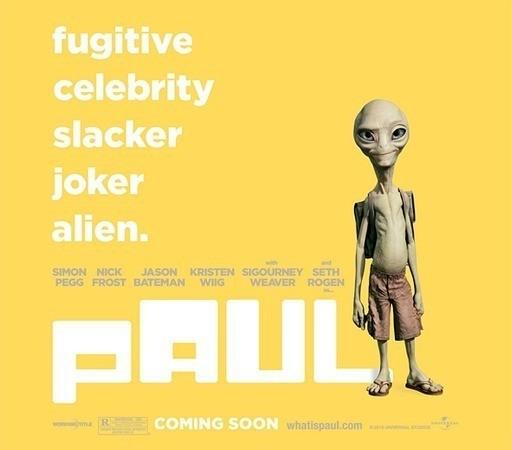 Премьера: «Пол: Секретный материальчик» — Новости на Look At Me