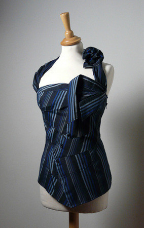 Масса стильных идей по переделке одежды