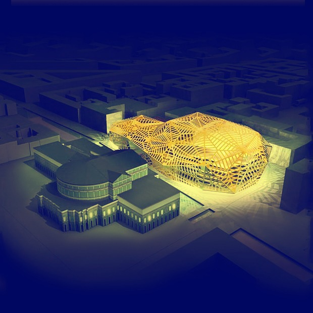 Ожидания и реальность: Проекты звёздных архитекторов в России — Списки на Look At Me