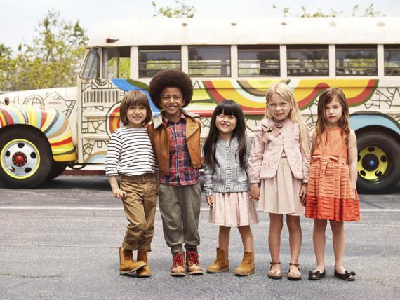 H&M выпустили детскую благотворительную коллекцию — Мода на Look At Me