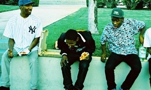 Odd Future переиздают свои альбомы
