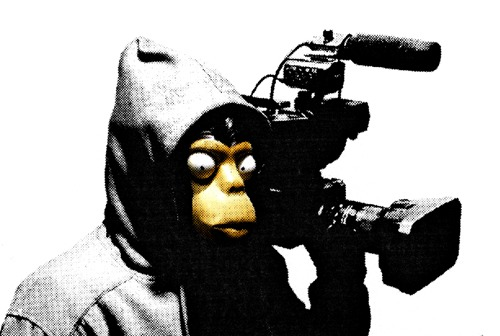 Пять минут из фильма Бэнкси — Новости на Look At Me