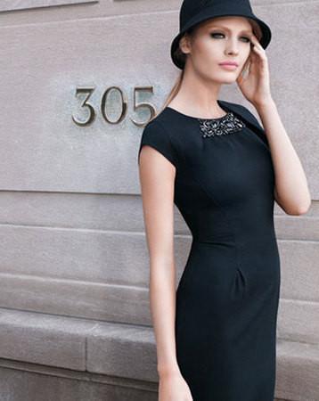 Вечерние платья от Anne Klein Весна 2011 — Мода на Look At Me