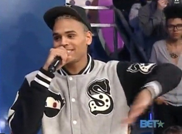 Эксклюзив от Chris Brown