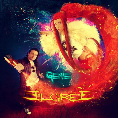 "Презентация дебютного альбома ElgreE - ""Genie"" (Джин) — Музыка на Look At Me"