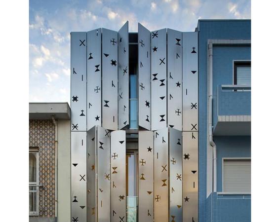 Тайна дома 77 — Архитектура на Look At Me