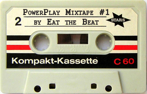 PowerPlay #1 Mixtape by Eat the Beat — Музыка на Look At Me