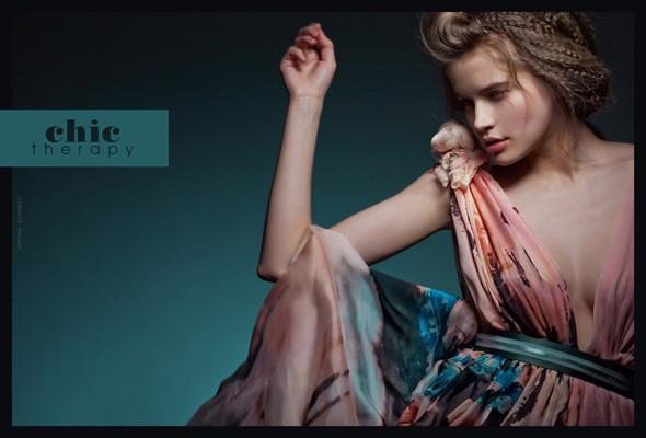 CHIC THERAPY теперь в «Цветном» — Мода на Look At Me