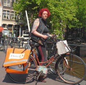 Голландцы и их велосипеды — Новости на Look At Me