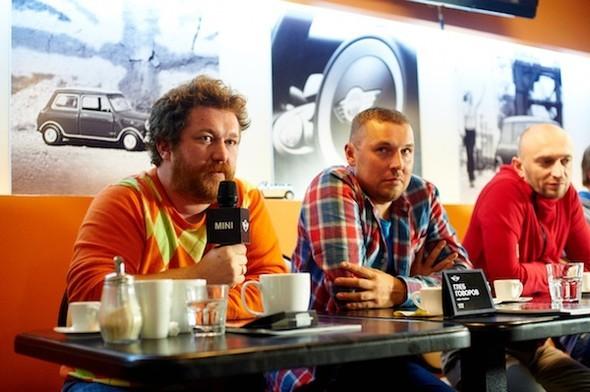 Алексей Зимин, кафе Ragout: «Чтобы открыть хорошее кафе, нужно любить это дело» — MINI Лекции. на Look At Me