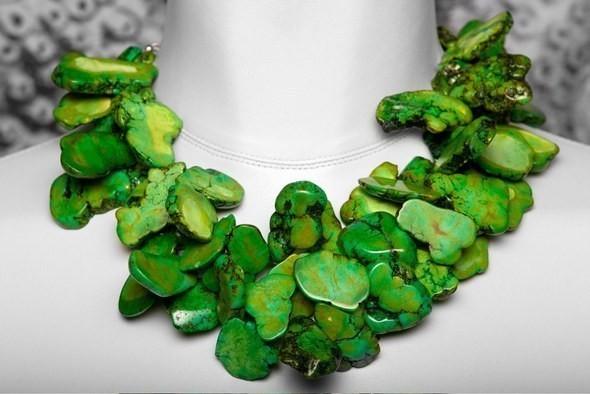 Четыре цвета: зелёный — Мода на Look At Me
