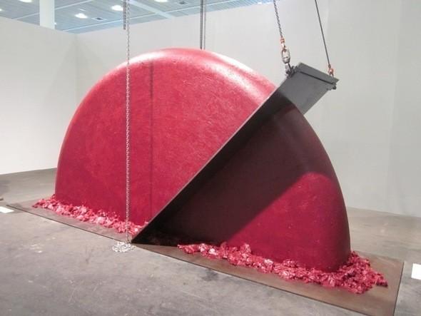 Art 42 Basel 2011 - крупнейшая выставка современного искусства в Европе — Дизайн на Look At Me