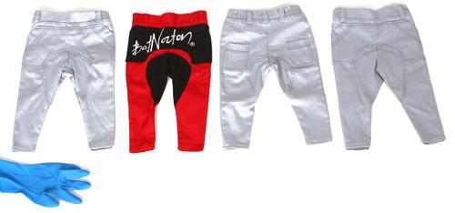 Можно ли буквально родить джинсы. Или необычные способы создания одежды — Промо на Look At Me