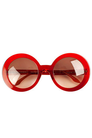 Тренд: круглые очки — Мода на Look At Me