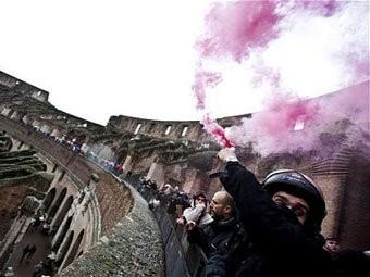 Волнения студентов в Италии — Общество на Look At Me