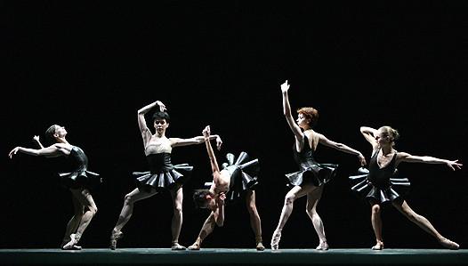 Балерины в кожаных пачках Игоря Чапурина — Мода на Look At Me