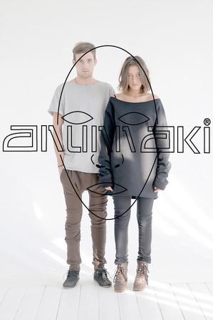 "Новая питерская марка ""Anunnaki"" — Мода на Look At Me"