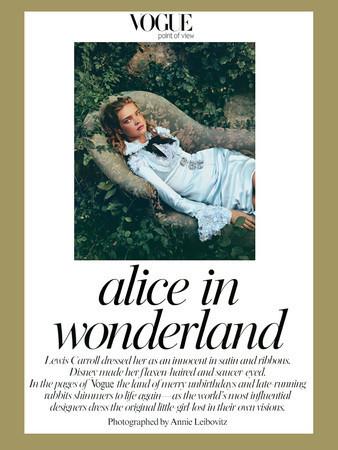 Ах, Алиса! — Мода на Look At Me