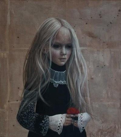 Carla Bedini — Иллюстрация на Look At Me