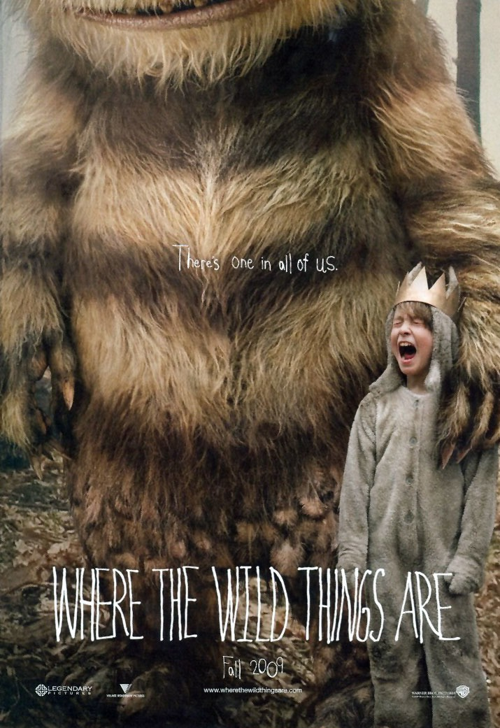 Where The Wild Things Are? — Новости на Look At Me