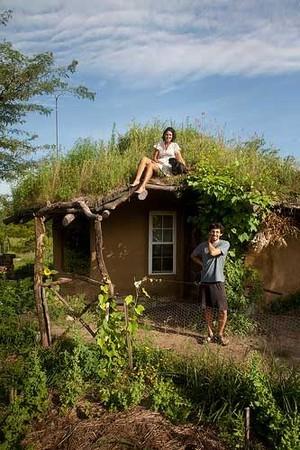 The paradise builders. Экопоселения Южной и Центральной Америк — Общество на Look At Me