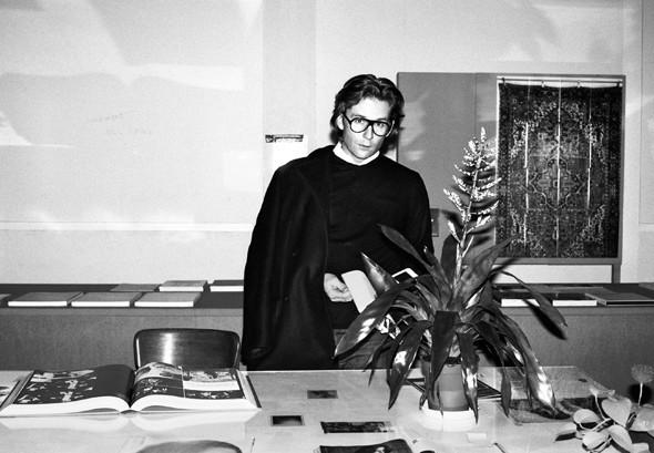 Майк Мейре, арт-директор журналов 032c и Garage