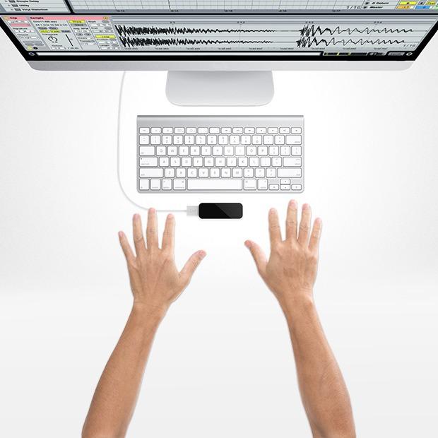 Как создавать музыку с помощью жестов