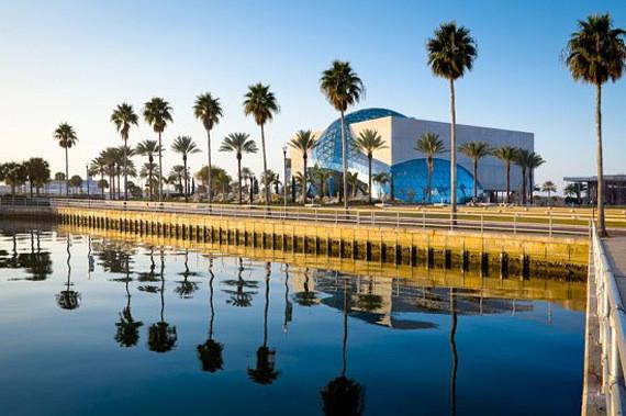 Музей Сальвадора Дали во Флориде — Архитектура на Look At Me