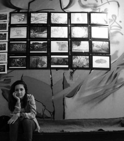 Открытие персональной выставки Димы Snils'a — Искусство на Look At Me