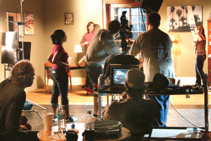 Сценаристы, режиссеры и продюсеры из Голливуда преподают в Москве