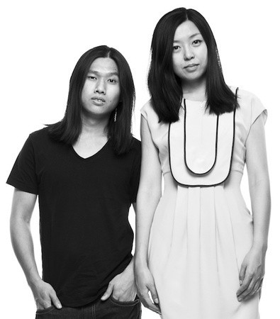 Лин Лю и Давэй Сунь стали новыми креативными директорами Cacharel