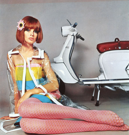 Lambretta: история одного мотороллера — Мода на Look At Me