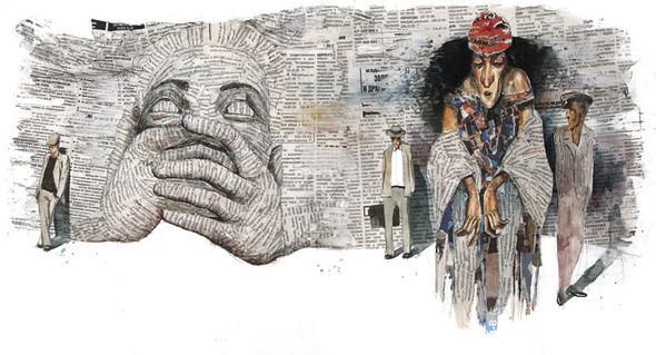 Watercolor in me: Dmitry Ligai