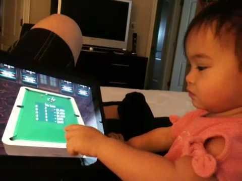 Двухлетний пользователь iPad — Наука и Технологии на Look At Me