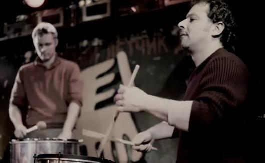 Вышел клип перкуссионного оркестра Sambateria на песню Canto de Pilon — Музыка на Look At Me