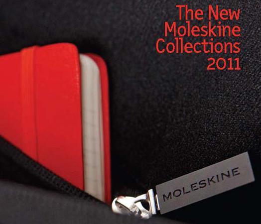 Встречайте: три новые коллекции Moleskine!