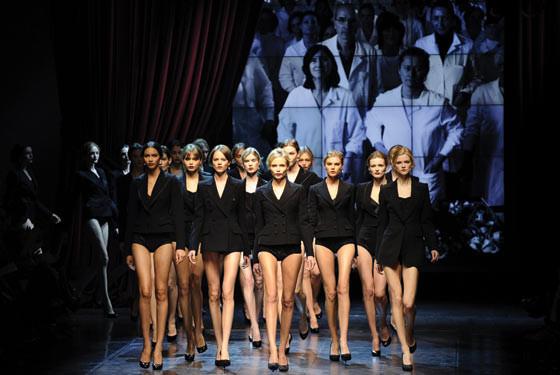 Завтра начнется неделя моды в Милане