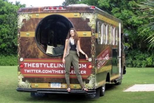 Бутик на колесах Joey Wolffer — Мода на Look At Me