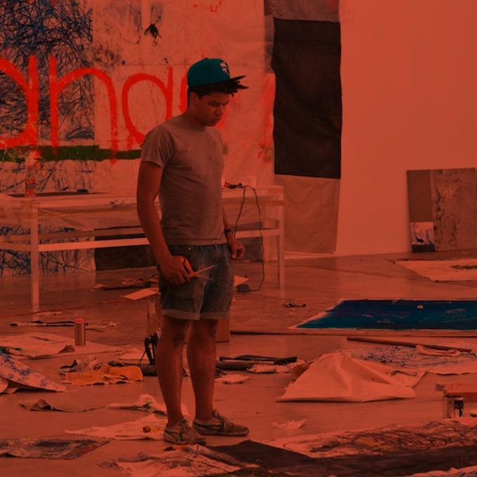 Оскар Мурильо, художник — Другое на Look At Me