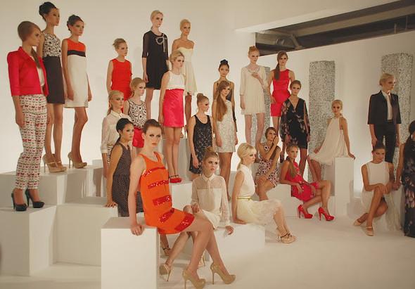 9 февраля начинается Неделя моды в Нью-Йорке — Новости на Look At Me
