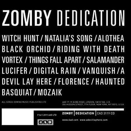 Zomby «Dedication»: Ретрофутуристичная апатия — Интервью на Look At Me