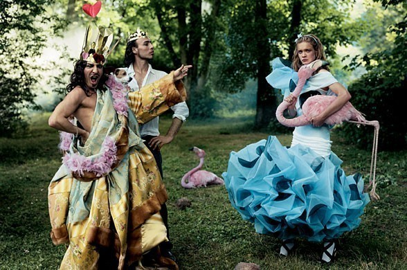 Джона Гальяно отстранили от работы в Dior — Мода на Look At Me