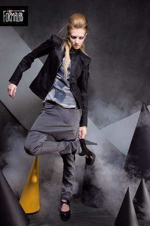 ЛукБук брэнда дизайнерской одежды FormaLab