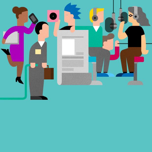 Сколько человек нужно, чтобы создать интернет-радио — Кем стать на Look At Me